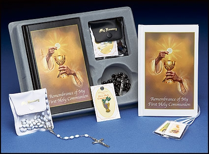 Eternal Salvation First Communion Boxed Set