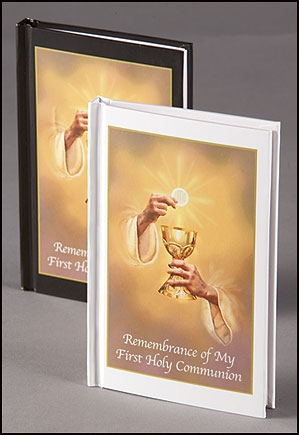 Eternal Salvation First Communion Mass Book