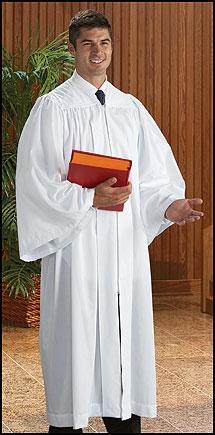 Pastor's Baptismal Gown