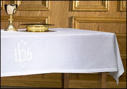 Altar Frontal 100% Linen