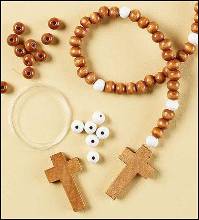 Rosary Craft Kit