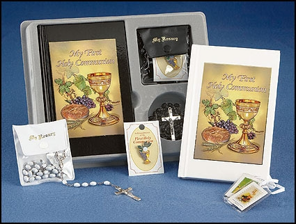 Everlasting Life First Communion Boxed Set