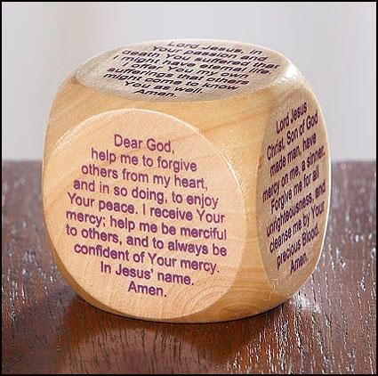 Lenten Prayer Cube™ - 12/pk
