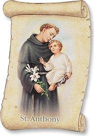 Saint Anthony Magnet