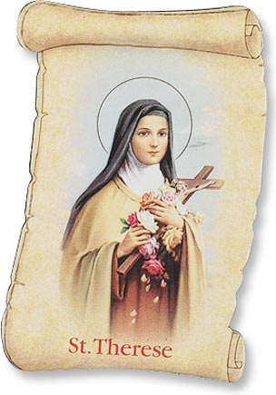 Saint Therese Magnet