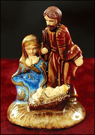 Nativity Stand