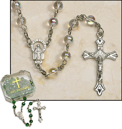 Clear Rosary