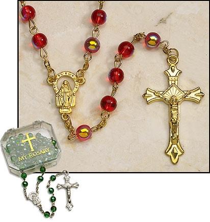 Ruby Rosary