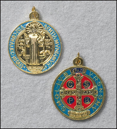 St Benedict Medal - 12/PK