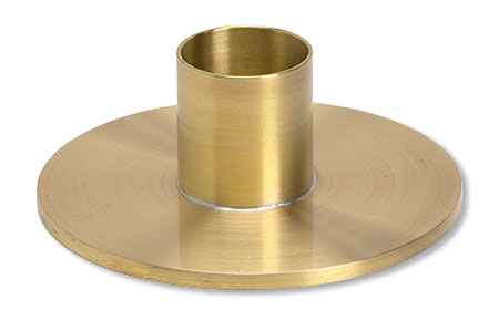 All Purpose Socket Brass 4/pk