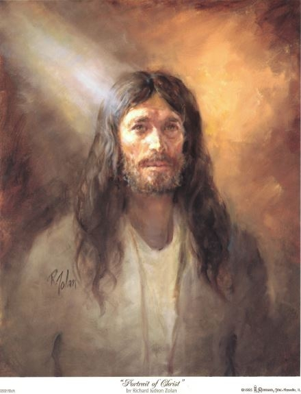 Portrait of Christ - Print