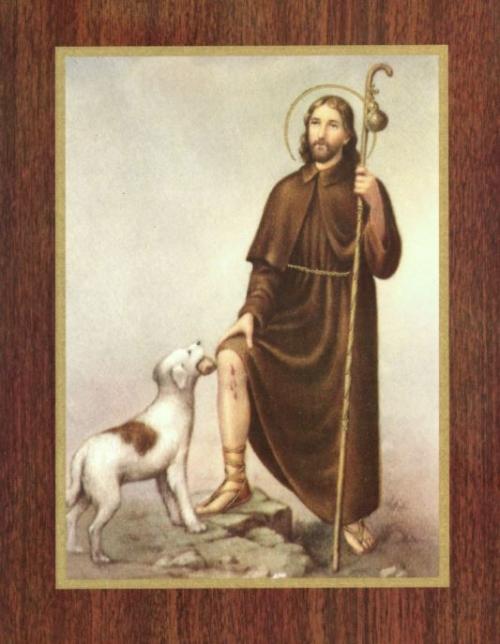 St Roque - Print