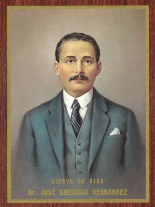 Dr. Jose Gregorio Hernaz - Print