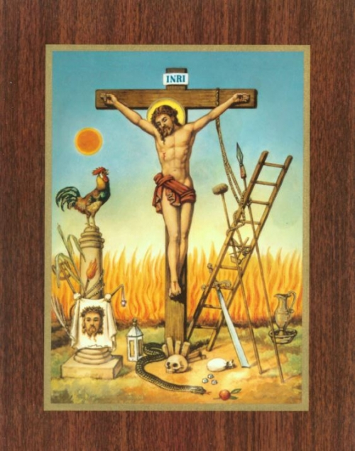 La Pasiom De Cristo - Print