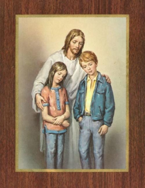 Christ The Comforter - Print