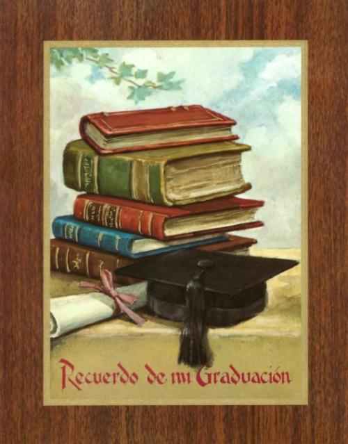 Recuerdo de Graduacion - Print