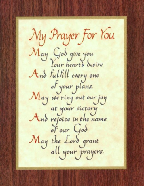 The Lord Bless You - Print