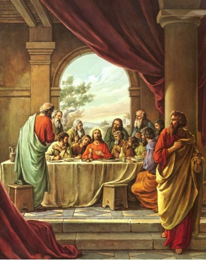 Last Supper - Print