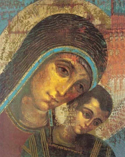 Madonna And Child - Print