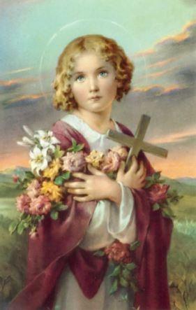 Child Christ - Print