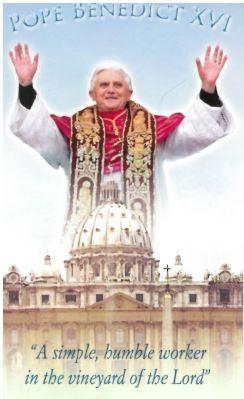 Pope Benedict XVI - Print
