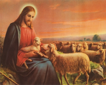 Good Shepherd - Print