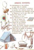 Credo Juvenil - Print