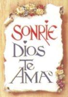 Sonrie Dios Te Ama - Print