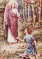St. Raphael - Print