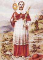St. Ramon - Print