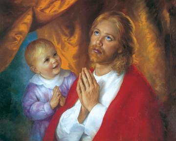 The Lord's Prayer - Print