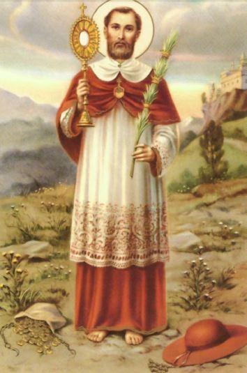 St Raymond Nonnatu - Print