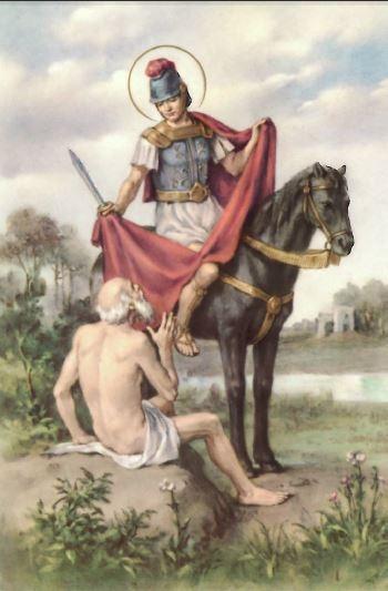 St. Martin Caballer - Print
