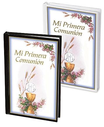 Pan de Vida Spanish First Communion Mass Book