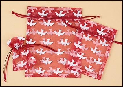 Small Confirmation Gift Bag - 50/pk