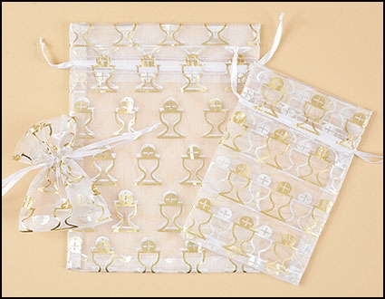 Small First Communion Gift Bag - 50/pk