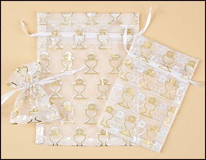 Medium First Communion Gift Bag - 36/pk