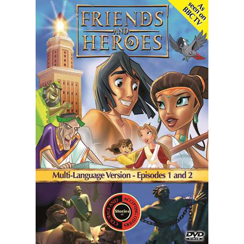 Friends and Heroes 1-2