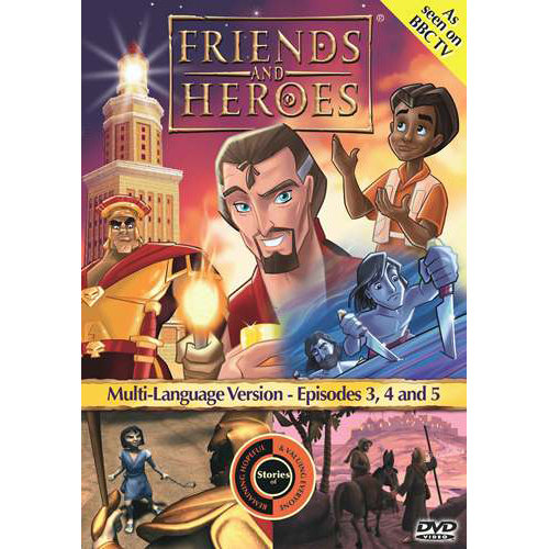 Friends and Heroes 3-5