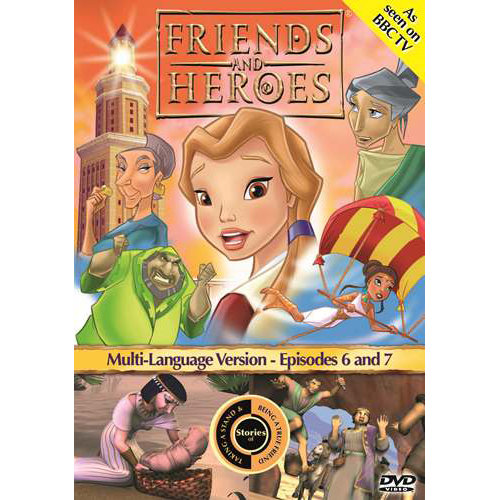 Friends and Heroes 6-7