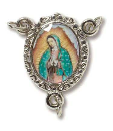 Our Lady of Guadalupe Devotional Centerpiece