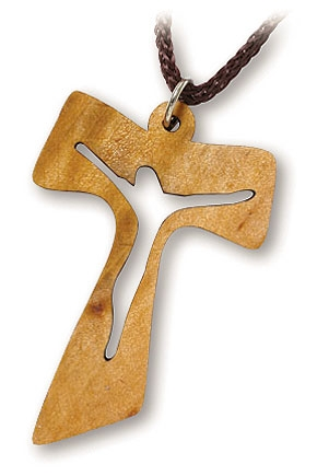 Tau crucifix cut out pendant 24pk jewelry tau crucifix cut out pendant 24pk mozeypictures Image collections