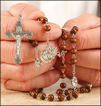 Let Me Live Rosary - 12/pk