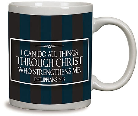 I Can Do All Things Mug - 12/pk