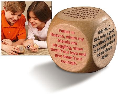 Friendship Prayers Prayer Cube™