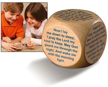 Bedtime Prayers Prayer Cube™
