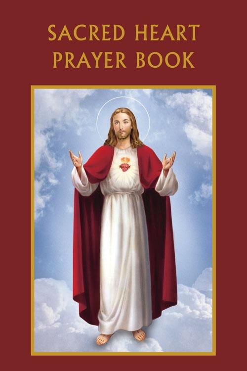 Aquinas Press® Prayer Book - Sacred Heart