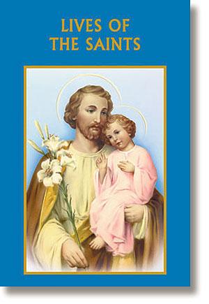 Aquinas Press® Prayer Book - Lives of the Saints