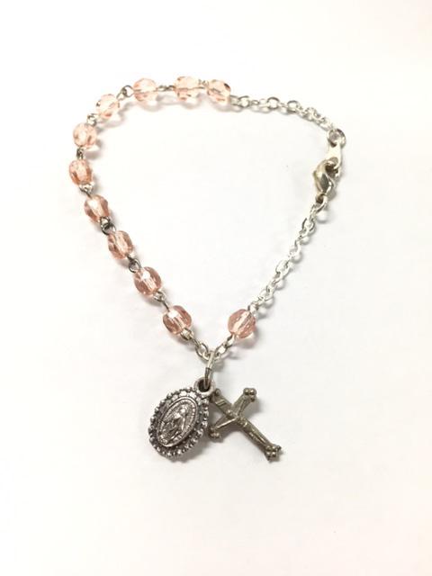 5mm Rose Bracelet