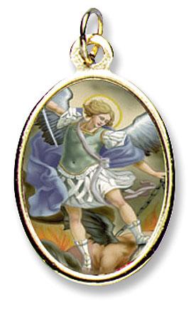 St. Michael Medal - 24/pk
